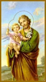 Святий Йосиф Обручник Пресвятої Діви Марії